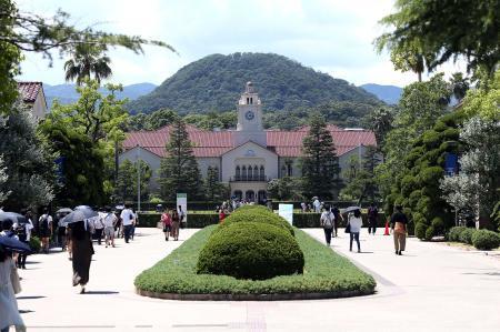 関西 学院 大学 図書館