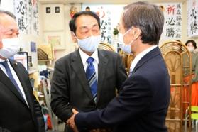 神戸新聞NEXT   総合   宝塚市長選 落選の森脇氏、組織戦も不発