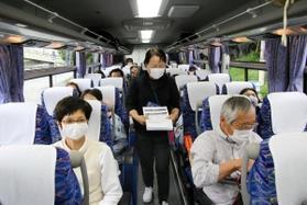 バス ツアー コロナ ウイルス