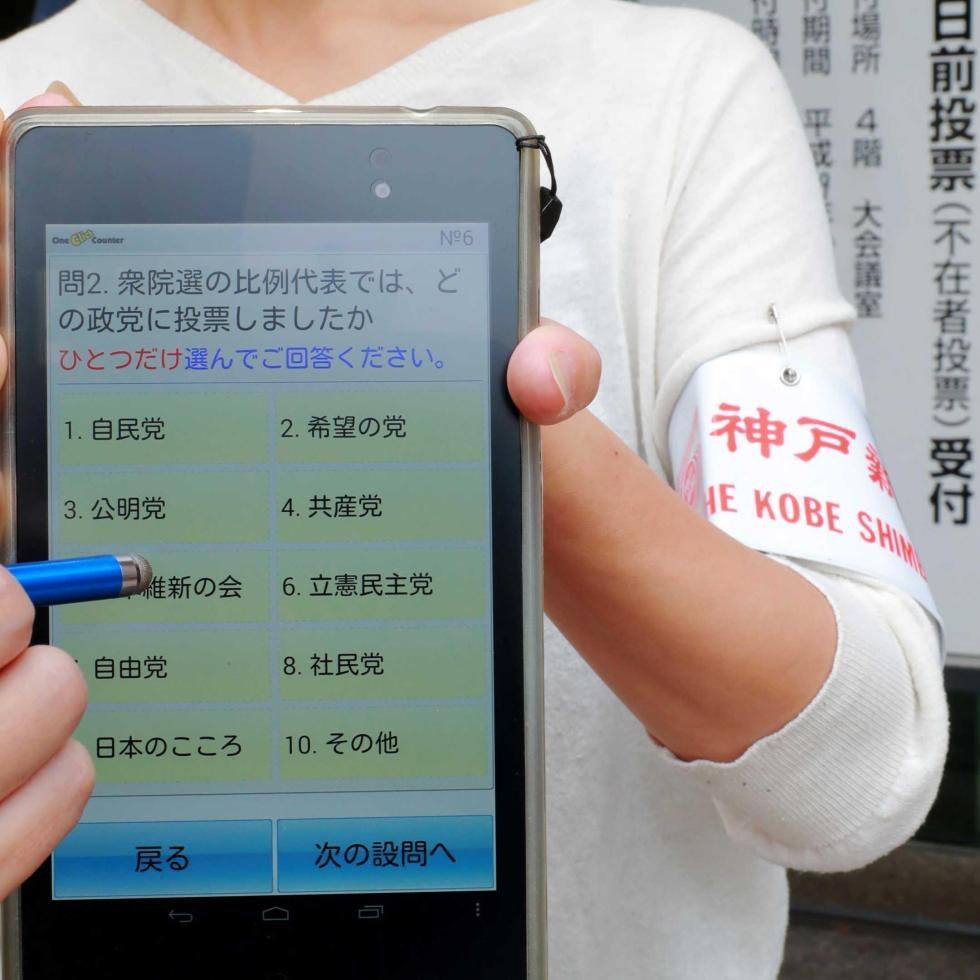 神戸新聞NEXT 連載・特集 わかる!ナットク 当選確実なぜ分かる?