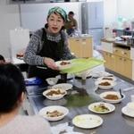 わがまちリポート/川西市でチャツネを使った料理の試食会(九鬼麻衣さん)